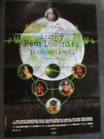 LUCKY PEOPLE CENTER INTERNATIONAL - Filmplakat A1 - Johan Söderberg