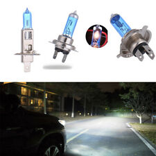1x Halogen Bulb H1 H4 H7 Super White Led Light Quartz Glass Car Headlight Lamp