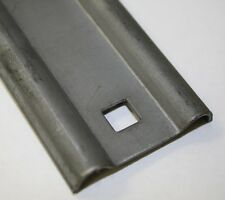 "1961 1962 1963 1964 FORD TRUCK STEPSIDE PLAIN STEEL BED STRIPS 7 PC 76 7/8"" LONG"
