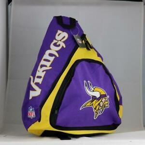 Minnesota Vikings Officially Licensed NFL Slingback Backpack