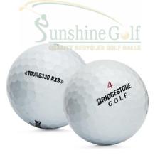24 AAA Bridgestone Tour B330-RXS Used Golf Balls (3A) - FREE SHIPPING