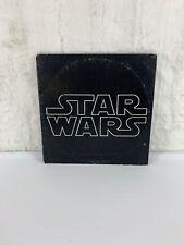 Star Wars Original Soundtrack Double Vinyl LP Record Album 1977 John Williams