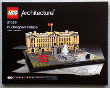 Lego Architecture Bauanleitung für Buckingham Palace 21029 Neu