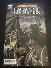 Warhammer#3 Incredible Condition 9.4(2008) Richardson Cover