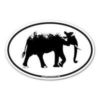 Elephant Bumper Sticker Republican Elephant GOP Trump