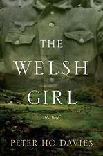 The Welsh Girl Davies, Peter Ho Hardcover