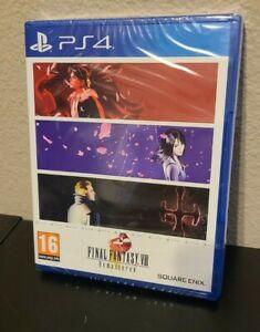 Final Fantasy VIII Remastered PS4 (UK Import - USA Seller)