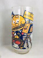 VTG 1976 McDonald/'s McDonaldland Collector Glass Hamburglar Promo Character MINT
