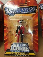 "DC Universe Justice League Unlimited JLU Harley Quinn 4.5"" Figure"