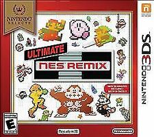 Rating E-Everyone NES Remix Pack Video Games for sale | eBay