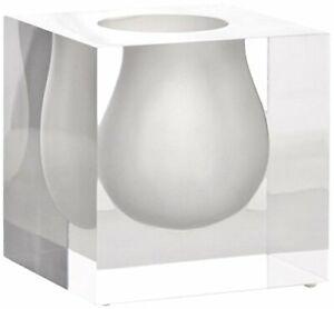 Jonathan Adler - Mini Scoop Vase - Bel Air - White