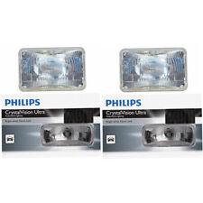 Philips High Beam Headlight Light Bulb for Oldsmobile Starfire Cutlass tq