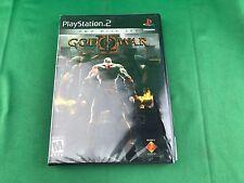 God of War II (Sony PlayStation 2, 2007)  Brand New (DAMAGE CASE)