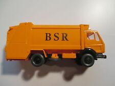 """Wiking:MB Press Müllwagen """"BSR""""  (PK)"""