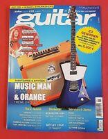Guitar 01/2020 Heft Nr. 236 Music Man u. Orange + CD Ungelesen