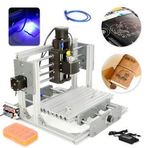 2417 PCB Metal Engraver  Milling Machine DIY Mill Router Mini CNC USB Desktop
