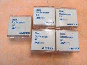 Ampex D2 VTR Head