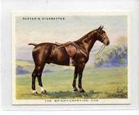 (Jl803-100) Players,Types Of Horses,The Weight-Carrying Cob,1939 #18
