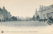 1900 Paris Exposition Avenue Nicholas II – udb