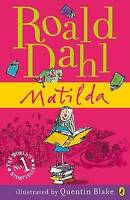 Matilda by Dahl, Roald Paperback Book Same Day Dispatch via Super Fast Delivery