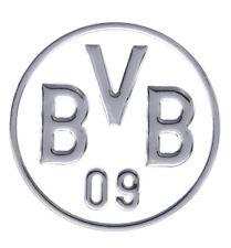 Bvb Borussia Dortmund Aufkleber Bvb Logo 3d Silber