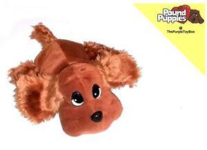 """2000 Jakks Pacific Pound Puppies / Purries ~ PUPPY ~ 7"""" Plush Beanie Toy.."""