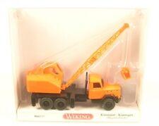 Magirus Fox Mobile Crane (Orange)