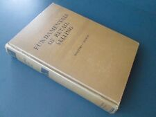 1931  FUNDAMENTALS OF RETAIL SELLING by R.G.Walters / E.J.Rowse  Hardcover