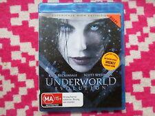 Underworld Evolution Blu-Ray