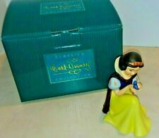 "Snow White WDCC - ""Won't You  Smile For Me Figurine"" with Box"