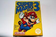 SUPER MARIO 3- NES  - NINTENDO - COMPLETE