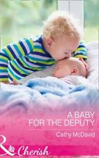 Very Good 0263922855 Paperback A Baby For The Deputy (Mustang Valley, Book 9) Mc