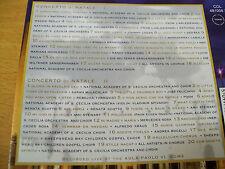CONCERTO DI NATALE DCD POOH-LUCIO DALLA-BOCELLI-AMII STEWART