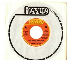 Crossover Soul 45 - Abraham & His Sons - Your Mother Understood - PROMO HEAR!!