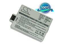 7.4V battery for Canon EOS Rebel XSi EF-S 18-55IS Kit, EOS Kiss X3, EOS Kiss X2