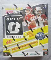 Panini Optic Football Mega Box 2019 NFL  1 Mega Box Exklusive!!