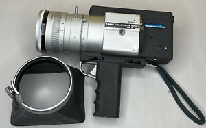 Canon Super 8 Auto Zoom 1218 Cine Film Camera