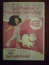 Gigi God's Princesses Can Always Trust the King DVD NEW