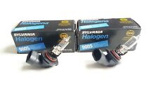 2 x HB3 9005 Sylvania Standard Halogen Headlight Car Fog Light Bulb 12V 60W
