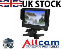 "LILLIPUT 668GL 7"" HD Field Monitor per videocamere e DSLR W / HDMI & BATTERIA"
