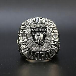 Los Angeles Raiders Team Ring Raiders Ring Super Bowl Ring