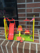 Vintage Deluxe Reading Corporation Play Set & Toys