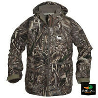 BANDED GEAR MINGO SOFT SHELL WADER JACKET DUCK HUNTING COAT MAX-5 CAMO 2XL