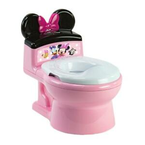 Disney ImaginAction Minnie Mouse 2-in-1 Potty Training Toilet