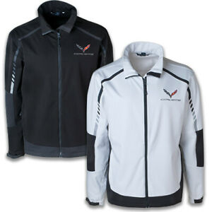 2014-2019 Corvette C7 Men's Embark Soft Shell Jacket 670906