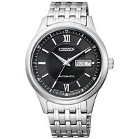 CITIZEN COLLECTION NY4050-54E Japanese Automatic Stainless Steel Men's Watch