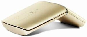 Lenovo Yoga Mouse Gold Bluetooth Dual-mode Wireless Touchpad Ultra-slim 1600DPI