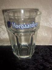 BELGIUM HOEGAARDEN BEER GLASS 0.33L BELGIAN BIER CERVEZA PIVO