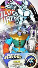Silver Surfer animated series THANOS 1997 cosmic blasters Toybiz marvel universe