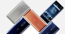 Cellulari e smartphone Nokia 8 con Wi-Fi
